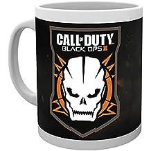 GB eye LTD, Call of Duty Black Ops 3, Insignia, Taza