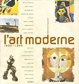 ART MODERNE 1900-1945
