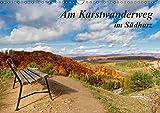 Am Karstwanderweg im Südharz (Wandkalender 2019 DIN A3 quer): Fotografien von Wanderungen am Karstwanderweg im Südharz. (Monatskalender, 14 Seiten ) (CALVENDO Natur)