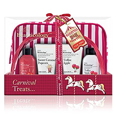 Baylis & Harding Beauticology Stripe Gift Bag, Carnival Candy