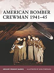 American Bomber Crewman 1941-45 (Warrior, Band 119)