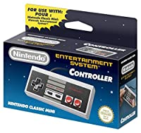 The Nintendo Classic Mini: NES Controller can also be used to play Virtual Console NES games on a Wii U or Wii console. Simply connect it to a Wii Remote controller to make the experience that much more authentic.