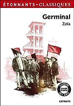 Germinal (GF Etonnants classiques) de Émile Zola