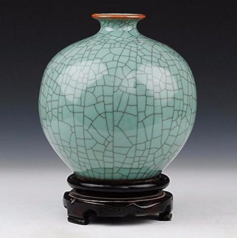Gjmdhp le salon Décoration Décoration effet craquelé Ming et Qing Dynasties rétro en céramique