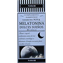 PRONUTRI - PRONUTRI Melatonina 30 cápsulas