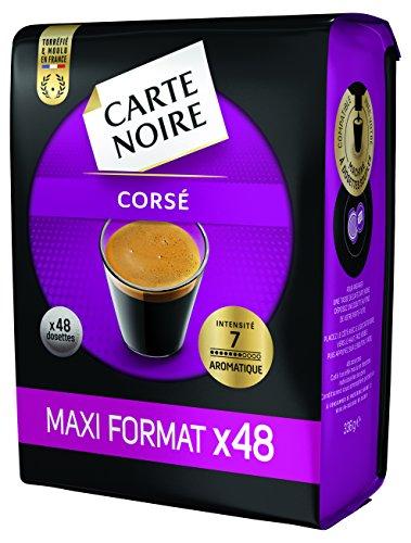 Carte Noire Corsé N°7 - 240 Dosettes (Lot de 5 X 48)