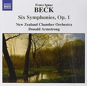 Sechs Symphonien Op. 1