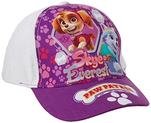 nickelodeon-girls-paw-patrol-skye-everest-cap-white-small-manufacturer-size54
