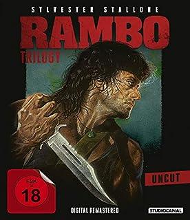 Rambo Trilogy / Uncut / [Blu-ray]