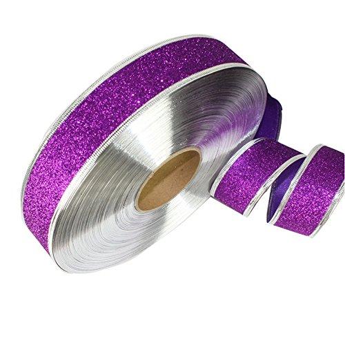 lokep 90m/91,4m colore raso lucido decorazione nastro decorativo nastro each50mm