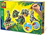 SES Creative 01406 SES-01406-Dinos giessen und anmalen