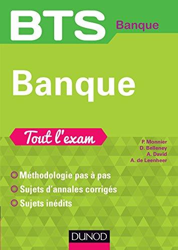 BTS Banque - Tout l'exam