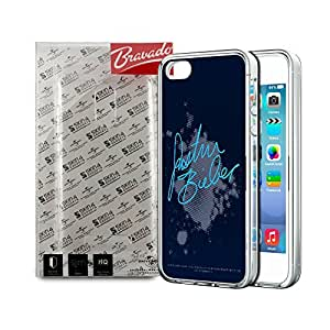 CaseMania Justin Bieber Signature Case for iPhone 5S Includes Gift Card Worth Rs.200