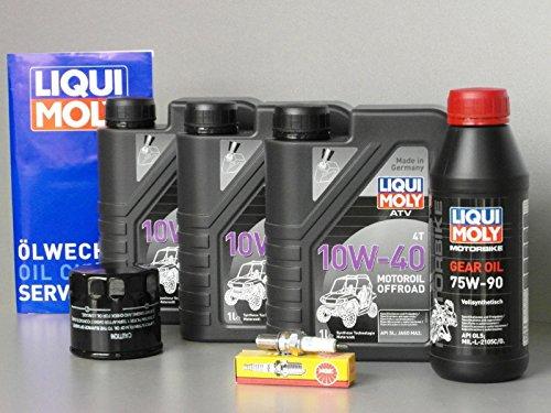 Maintenance–Set SYM Quad Raider 600–Quad/ATV, d'inspection–Kit service Huile Filtre