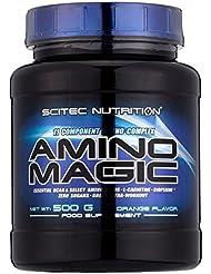Scitec Nutrition Amino Magic, Orange, 500 g, 25053