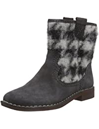 Clarks Women's Cabaret Rock Sde Leather Boots