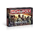 Monopoly - Limitierte Mass Effect N7 Collector's Edition - Deutsch - 6 Sammler Spielfiguren | Gesellschaftsspiel | Brettspiel