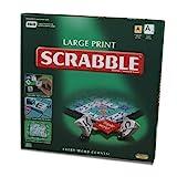 Tinderbox Games Scrabble Large Print