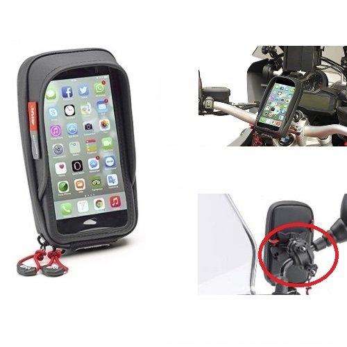 KOMU K70 PORTA GPS SMARTPHONE TELEFONO CELLULARE GIVI S957B TOUCH DA MANUBRIO O PER SPECCHIETTO UNIVERSALE