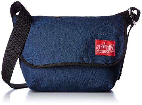 Manhattan Portage Umhängetasche Vintage Messenger Bag JR MD (Navy) - Manhattan Portage Tasche