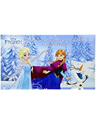 Disney Frozen Die Eiskönigin Beauty Adventskalender 2016, 1er Pack