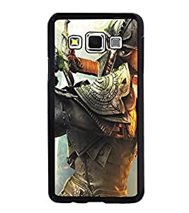 PRINTSWAG WARRIOR Designer Back Cover Case for SAMSUNG GALAXY A3