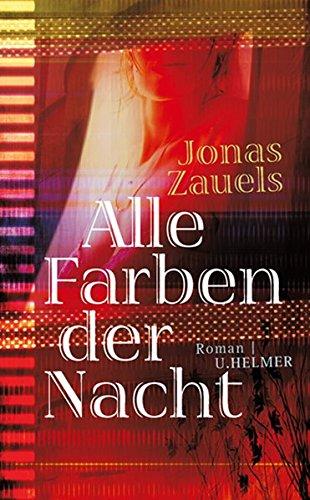 Buchseite und Rezensionen zu 'Alle Farben der Nacht' von Jonas Zauels