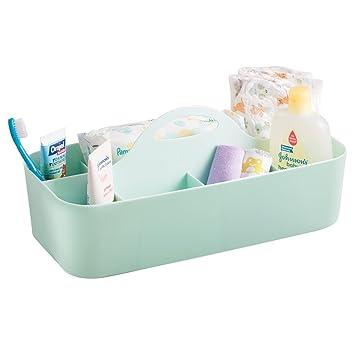 MDesign Badezimmer Korb   11 Fächer   Organizer Dusche Und Bad    Aufbewahrungsbox   Farbe: