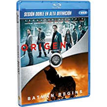 Origen + Batman Begins --- IMPORT ZONE B ---
