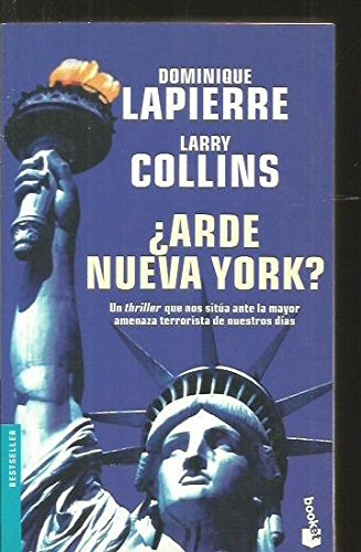 ¿Arde Nueva York? (Booket Logista)