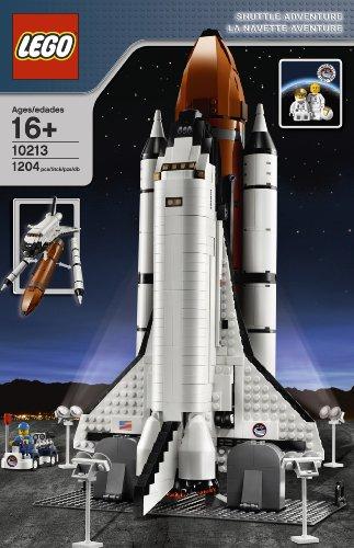 Imagen principal de LEGO 10213 - Lanzadera espacial