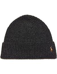 1455f56f0 Amazon.co.uk: Ralph Lauren - Skullies & Beanies / Hats & Caps: Clothing