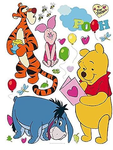 Wand Sticker DK 861 Disney Winnie The Pooh
