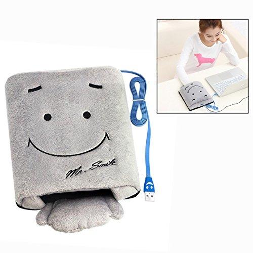 Gearmax USB Alfombrilla de Ratón, Mantenga el calentador de manos