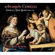 Corelli: Sonate à 3, Opera 4
