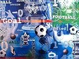 Geschenkpapier, Motiv Fußball FA Cup, 2 Bögen