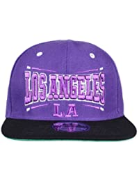 Original Snapback (one size, LA Square Lila / Lila) + Original MY CHICOS Sticker