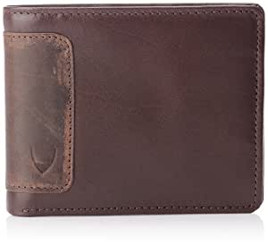 Hidesign 253-L103F Brown Leather Men's Bifold Wallet