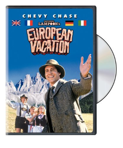 National Lampoon's European Vacation by Chevy Chase