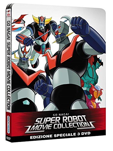 Go Nagai Super Robot Movie Collection (3 DVD)