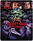Basket Case - The Trilogy (Limited Edition 3-Disc Steelbook) [Blu-ray]