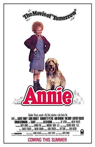Annie [Blu-ray] 514dQN59dgL