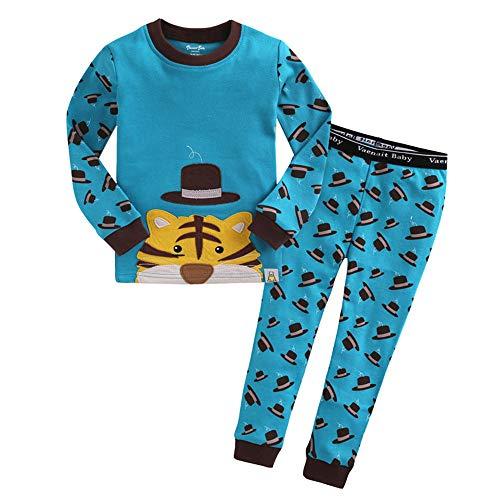 Fengbingl Pyjama en Coton à Manches Longues Home Service Suit Home Service (Couleur : Bleu, Taille : S)