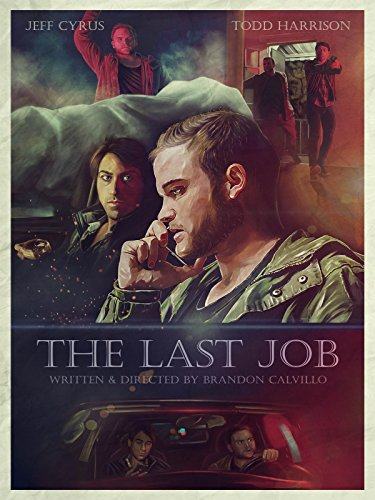 The Last Job Cover