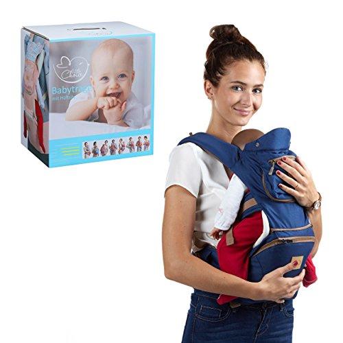 Ukamshop Porte-bébé bébé nouveau-né Kid Wrap Sac à dos harnais Confort ( rouge). 6,99 €. Plus d infos. Little Choix Porte-bébé avec Hipseat, Plus de  confort ... 8da711003f9