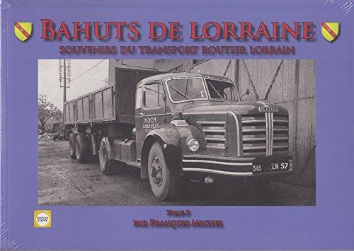 Bahuts de Lorraine tome 3 par Editions CANY