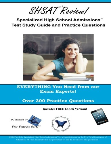 SHSAT Review! Specialized High School Admission Test Study Guide