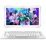 Tablette, Tablet computer, Cube iwork 1x i30 Intel Atom X5-Z8350 11.6 Inch IPS 19201080 4GB Ram 64GB Rom Win10+Android 5.1 Tablet PC MINI HDMI Bluetooth 2.0MP (Tablet with keyboard (front white back silver))