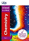 Letts A-level Revision Success - A-level Chemistry Year 2 In a Week