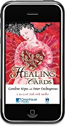 Healing Cards: A Daily Practice for Maintaining Spiritual Balance Pre-Pack of 6 Decks & 1 Free Display Deck